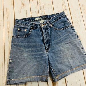 St. John's Bay Shorts - St. John's Vintage Mom High Waist Shorts